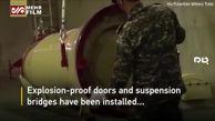 فیلم؛ قدرت پیشرفته موشکی ایران در شبکه CTGN
