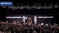 مداحی محمود کریمی در وصف شهید سپهبد سلیمانی+فیلم