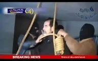 فیلم/ لحظه اعدام صدام در 9 دی سال 85