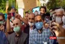 احمدی نژاد هم آمد