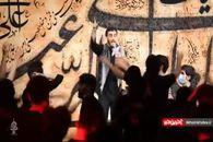 ویدئو| حمله مداحی دیگر به ظریف از تریبون شب قدر