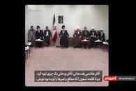 گفتوگوی منتشر نشده رهبر انقلاب با هاشمیرفسنجانی